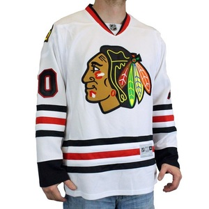 Griswold Blackhawks Jersey on Model