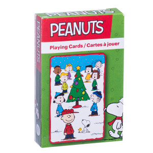 A Charlie Brown Christmas Playing Cards Peanuts Christmas Cards