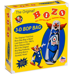 Bozo Punching Bag