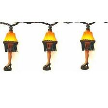 String of Leg Lamp Lights