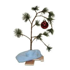 Charlie Brown's pathetic tree