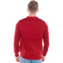 Men's Jingle Bros Santa Jesus Sweater 3