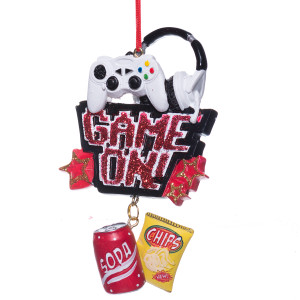 Game On! Christmas Ornament