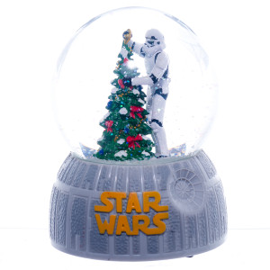 Stormtrooper Musical Snow Globe