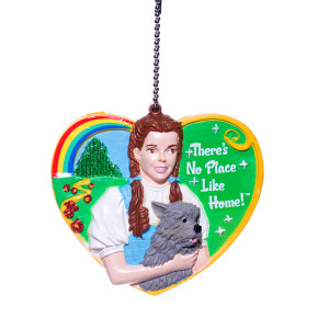 Dorothy & Toto Christmas Ornament