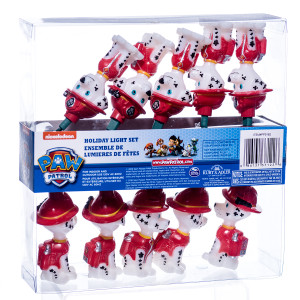 Paw Patrol Marshall Christmas Lights