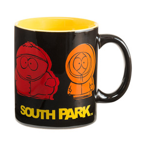 South Park 12 oz. Ceramic Mug Front