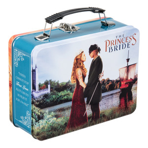 The Princess Bride Large Tin Tote Front
