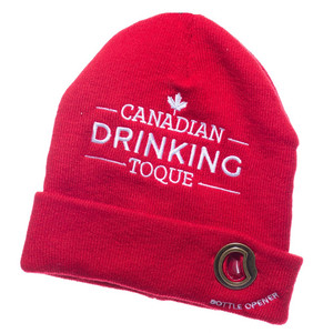 Canadian Drinking Toque - Red