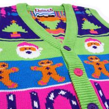 Sweet Mashup Sweater Vest Close up