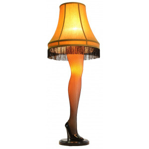 "The Old Man's Prize - 45"" Leg Lamp"