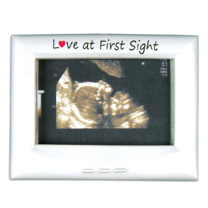 Love at First Sight - Ultrasound Personalized Ornament