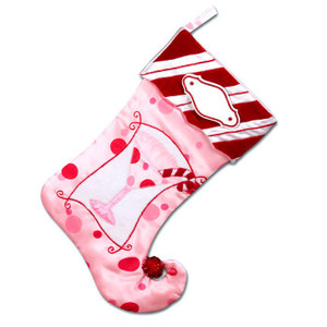 Pink Martini Personalized Stocking