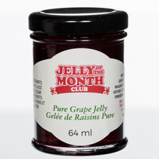 Jar of Grape Jelly of the Month Club