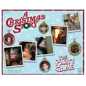 A Christmas Story Board Game - Box