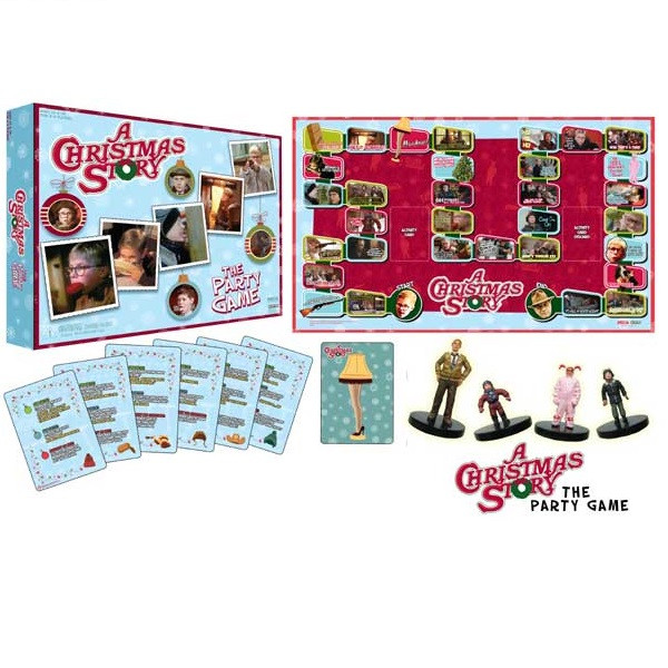 A Christmas Story The Party Game - RetroFestive.ca
