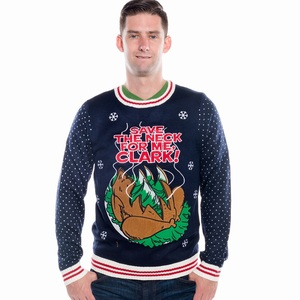 Cousin Eddie Ugly Sweater Christmas
