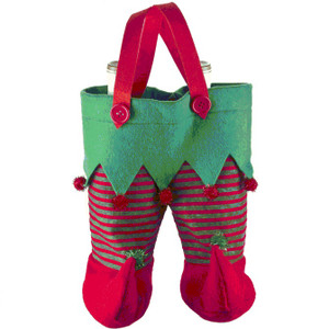 Elf Double Wine Bottle Bag