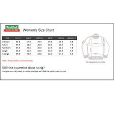 Festified Size Chart - Women's