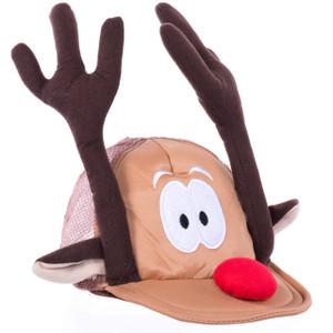 Rudolph Trucker Hat