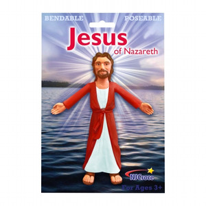 Bendable Jesus of Nazareth Figure