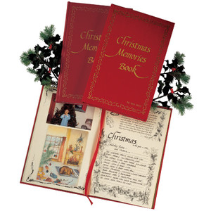 Christmas Memories Book Inside