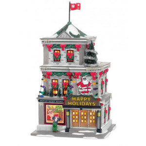 Higbees Department Store A Christmas Story Village Dept 56