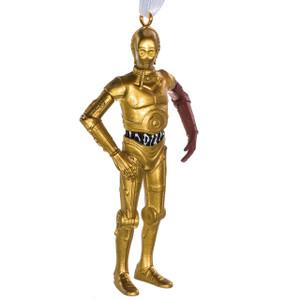 Star Wars C3PO Hallmark Ornament