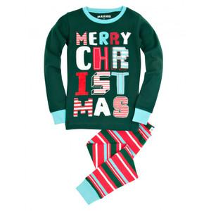 Merry Christmas Kids PJs