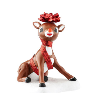 Deptartment 56 Lighted Rudolph Figure
