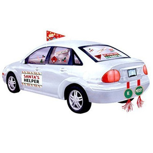 Christmas Car Decoration Kit