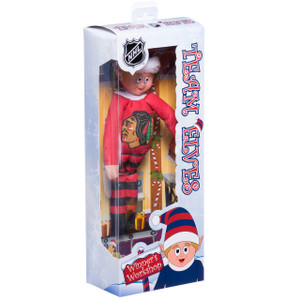 Chicago Blackhawks NHL Team Elf