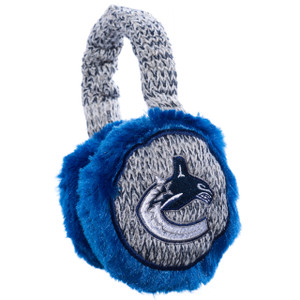 Vancouver Canucks Hockey Earmuffs