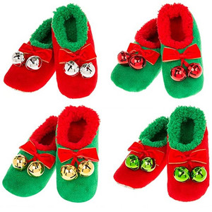 Sleigh Bell Snoozies Slippers