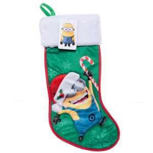 Minion Bob Stocking