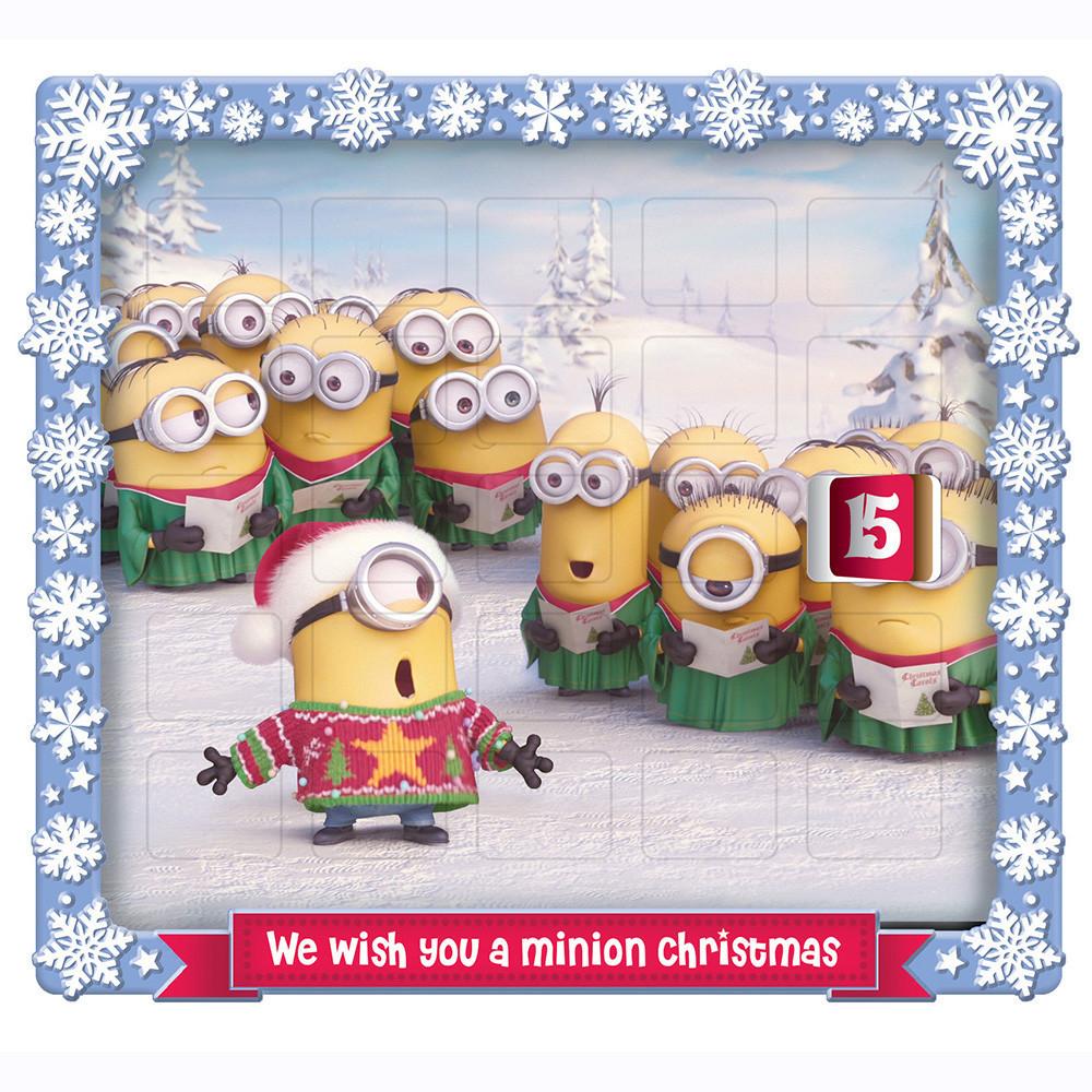 Despicable Me Minions Christmas Advent Calendar