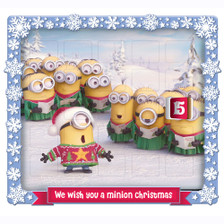 Despicable Me Minions Christmas Advent Calendar