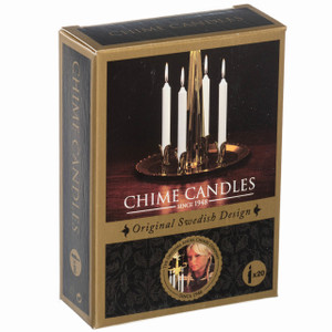 Swedish Christmas Angel Chime Candles package