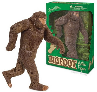 Big Foot Action Figure