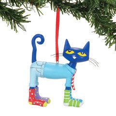 Pete The Cat - Dress to Impress Ornament