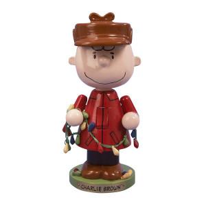 NUTS! It's a Charlie Brown Nutcracker.