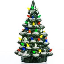 Ceramic Light Up Christmas Tree