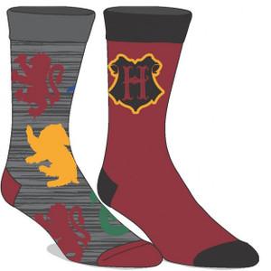 Harry Potter Crew Socks (2 pairs)