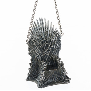 "Game of Thrones 3"" Resin Throne Tree Ornament"