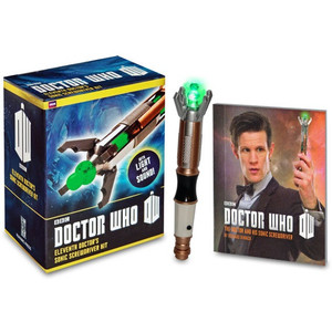 Sonic Screwdriver Kit