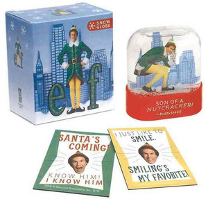 Elf the Movie Snow Globe
