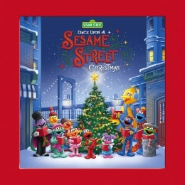 Once Upon a Sesame Street Christmas Book
