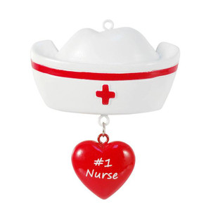 Special Nurse Personalized Ornament