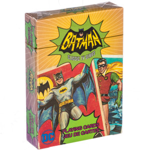 Batman Classic TV Series Playing Cards