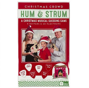 Hum Strum Musical Guessing Game package